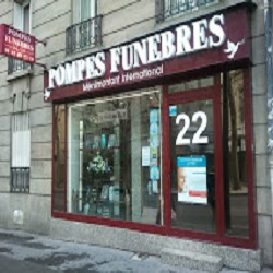 POMPES FUNEBRES MENILMONTANT
