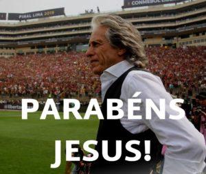 Palmeiras Perde E Flamengo De Jesus é Campeão No Brasil